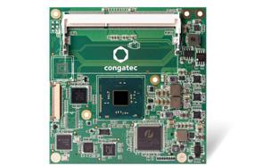 康佳特COM Express compact模块基于英特尔奔腾和赛杨处理器,平均功耗仅4瓦