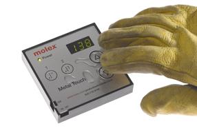 Molex 电容开关和金属触摸开关具备可靠坚固的定制用户接口,可实现交钥匙解决方案