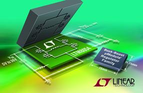 Linear新款微型模块稳压器 LTM8054可在降压和升压之间无缝切换