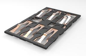 TE推出全新模块化连接器,用于可穿戴设备、智能手机和移动设备