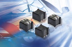 Vishay新款双片电感器工作温度范围高达+155℃,可为D类放大器提供稳定的性能保障