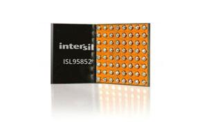 Intersil推出用于二合一变形本、超极本和平板电脑的高效节电解决方案