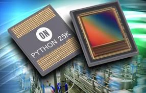 安森美增添4款高分辨率器件到获奖的PYTHON CMOS图像传感器系列