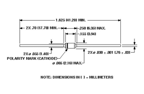 美高森美新电压抑制二极管系列可保护电容量要求严苛的高速数据线路