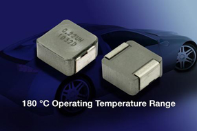 Vishay推出汽车级别的超薄大电流电感器IHLP-3232DZ-8A