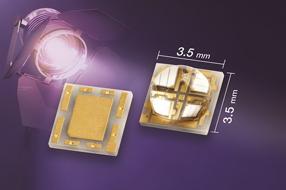 Vishay 新款高功率UV LED可替代医疗、工业和印刷应用中的水银灯
