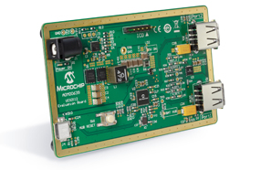 Microchip发布新款双通道USB端口电源控制器UCS2112