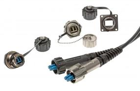 Molex新款工业光学组件及适配器适用于恶劣环境应用