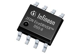 英飞凌推出具有两个独立非隔离式低边通道的驱动器芯片2EDN7524