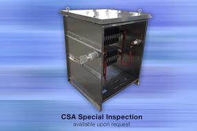 Vishay新款 NGR 系列中性点接地电阻专门针对CSA编码的特殊检验要求