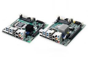 凌华科技推出全新Mini-ITX系列主板,支持军用宽温级