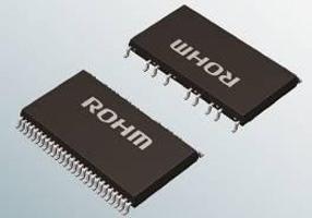 ROHM推出业界最小级别的一体封装电机驱动器BM620xFS,可轻松实现变频化