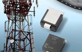 Littelfuse新瞬态抑制二极管使任何电流传导导致的升压被抑制在最低程度