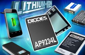 Diodes高精度单芯片保护集成电路 AP9234L 可提供丰富的保护功能