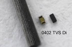 ROHM为RASMID产品阵容增添TVS二极管 VS3V3BxxFS系列,实现业界最小级尺寸