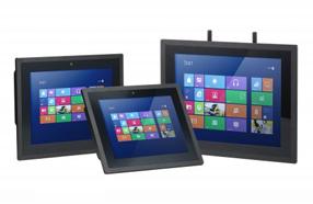 凌华科技推出三款工业级智能型触控电脑,采用SMARC嵌入式模块化电脑设计