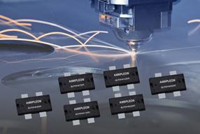 Ampleon新款RF功率晶体管产品系列采用非常稳固的LDMOS技术