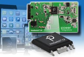 Power Integrations新款反激式开关IC可显著改善智能移动设备的充电性能