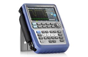 业界首款,R&S新世代手持示波器RTH系列可现代实验室示波器性能