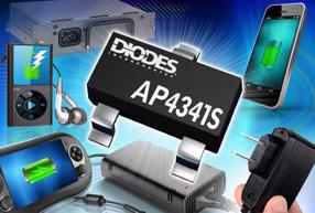 Diodes全新输出电压检测器AP4341S有效提升原边调节系统瞬态性能