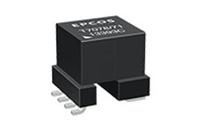 TDK推出全新系列爱普科斯SMT电流互感器,可测量高达20A的脉冲电流