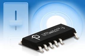 Power Integrations全新LED驱动器IC系列LYTSwitch-3 ,支持各种可控硅调光器