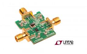 Linear全新双平衡混频器LTC5548具备极宽的频率范围