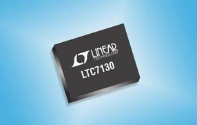 Linear推出恒定频率峰值电流模式同步降压型DC/DC转换器LTC7130
