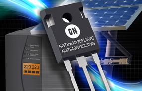 安森美半导体扩展IGBT系列,推出基于超场截止沟槽技术的1200V器件