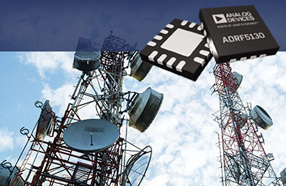 ADI全新硅开关缩减蜂窝无线电射频前端的尺寸和功耗