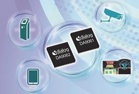 Dialog系统PMIC可为任何单双核ARM Cortex A系列处理器供电