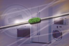 Vishay全新1W轴向水泥绕线电阻可实现安规和静音的熔断操作