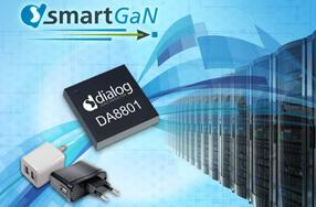 Dialog进军GaN领域,推出首款用于快速充电电源适配器的集成式器件