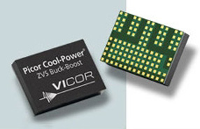 Vicor全新PI3741-0x升降压稳压器适用于严苛应用