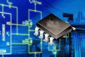 艾尔默斯半导体推出高精度三相半桥驱动器芯片E523.50
