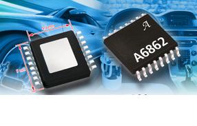 Allegro发布第二代汽车级三相隔离器MOSFET...