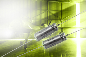 Vishay扩展液钽电容器M39006/33的电容范围