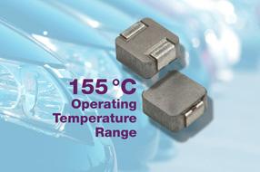 Vishay新款IHLP电感器满足汽车应用所需的高温性能