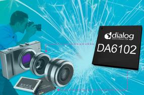 Dialog公司推出用于提升数码相机电源效率的最新紧凑型PMIC