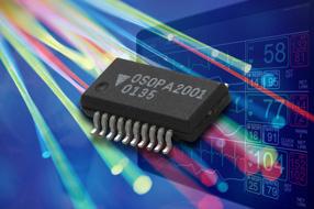 Vishay OSOP系列SMD双路直排式薄膜网络电阻的新款型号具有更高精度