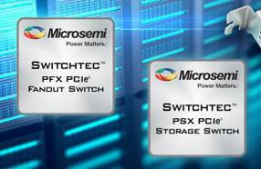 美高森美发布全新支持网络互连的Switchtec PAX PCIe交换器件