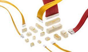 Molex新推单排镀金Pico-Clasp线对板连接器