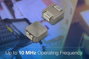 Vishay发布业内首个可提升DC/DC效率的高频IHLP电感器系列