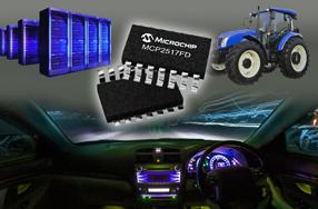 Microchip独特的外部CAN FD控制器支持实现...