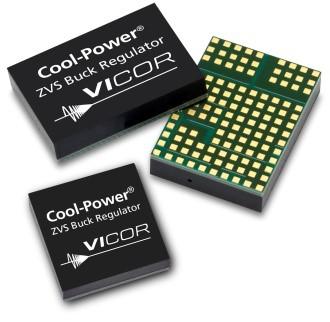 Vicor 发布首款 20 Amp 24V Cool-Power ZVS 降压稳压器