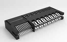 TE Connectivity推出高密度(HD)金手指电源连接器