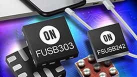 安森美半导体推出全新低能耗USB-C系列产品,完全符合1.3规格