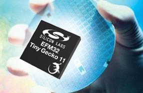 Silicon Labs新推出 EFM32 Tiny Gecko微控制器MCU