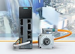 西门子推出了拥有5个功率等级的全新伺服驱动系统