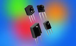 Vishay推出新一代微型红外接收器
